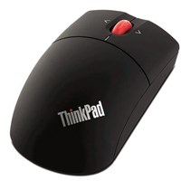 Lenovo Bluetooth Laser Mouse 1200dpi (Black) for ThinkPad Notebooks