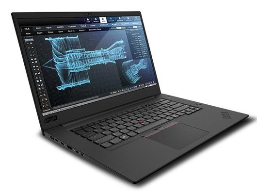 "Lenovo ThinkPad P1 15.6"" 16GB 512GB Core i7 Laptop"