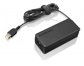 Lenovo 65W 3-pin Slim Tip AC Adaptor for ThinkPad Notebooks