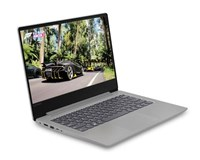 Lenovo IdeaPad 330s (14 inch) Notebook AMD A9 (9425) 3.1GHz 4GB 128GB SSD WLAN BT Webcam Windows 10 Home 64-bit (AMD Radeon R5 Graphics) Platinum Grey
