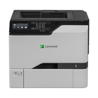 Lexmark CS727de (A4) Colour Laser Printer (Duplex/Network) 1024MB 4.3 inch Colour Touchscreen 38ppm 120,000 (MDC)