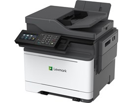 Lexmark CX622ade (A4) Colour Multifunction Laser Printer (Print/Copy/Scan/Fax) 2GB (4.3 inch) Colour Touchscreen 37ppm