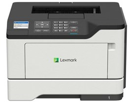 Lexmark MS521dn (A4) Mono Laser Printer (Duplex/Network) 512MB (2.4 inch) LCD Display 44ppm 120,000 (MDC)