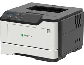 Lexmark B2442dw (A4) Mono Laser Printer (Duplex/Wireless) 512MB 2-Line OLED Display 40ppm 100,000 (MDC)