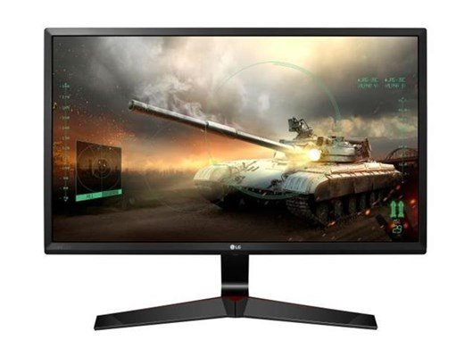 "LG 24MP59G 23.8"" Full HD LED IPS Gaming Monitor"