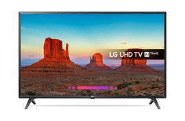 LG 49UK6300PLB 49 inch 4K UHD Smart TV