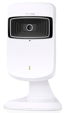 TP-LINK NC200 (1/4 inch) 300Mbps Wireless-N Could Camera (White)