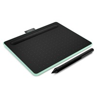 Wacom Intuos CTL-4100WL Small Creative Pen Tablet with Bluetooth (Pistachio) - EN, DE, SV, PL, RU