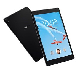 Lenovo Tab4 8 Plus (8 inch Multi-Touch) Tablet PC Qualcomm (APQ8053) 2.0GHz 3GB 16GB eMMC WLAN BT Webcam Android 7.0 (Integrated Graphics) Black