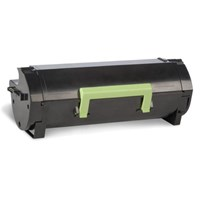 Lexmark 502HE (High Yield: 5,000 Pages) Black Toner Cartridge
