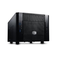 Cooler Master Elite 130 ITX Case - Black USB 3.0