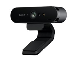 Logitech BRIO 4K Ultra HD Webcam, USB, HDR