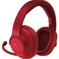 Logitech G433 7.1 Surround Sound Wired Gaming Headset (Red)
