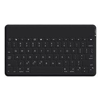 Logitech Keys-To-Go Ultra-Portable Integrated Bluetooth Keyboard (Black) for iPad (UK English/US International)