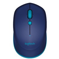 Logitech M535 Bluetooth Mouse (Blue)