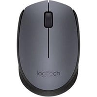 Logitech M170 Wireless Mouse (Grey)