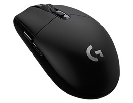 Logitech G305 Lightspeed Wireless Gaming Mouse (Black) EU