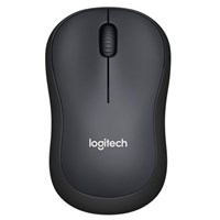 Logitech M220 SILENT Wireless Mouse (Charcoal)
