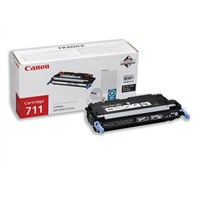 Canon 711 (Yield: 6,000 Pages) Black Toner Cartridge