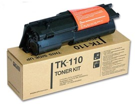 Kyocera TK-110E Black Toner Cartridge (Yield 2,000 Pages) for FS-720/820/920