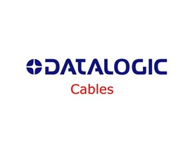 Datalogic CAB-412 USB, Type A, Optional POT or Though External Power Supply, Coiled
