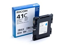 Ricoh GC41 Ink Cartridge (Cyan) High Capacity SG3110DN