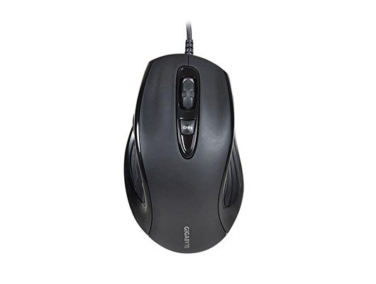Gigabyte M6880X Laser Gaming Mouse USB (Matt Black)