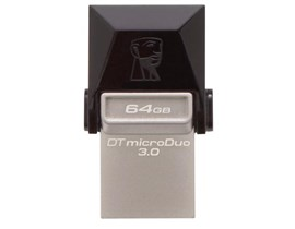 Kingston DataTraveler microDuo 32GB USB 3.0 Drive