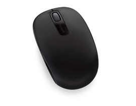Microsoft Wireless Mobile 1850 Optical Mouse (Black)