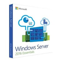 Microsoft Windows Server Essentials 2016 64B English DVD 1-2CPU