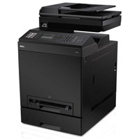 Dell 2155cn Multifunction (Print/Copy/Scan/Fax) Colour Laser Printer