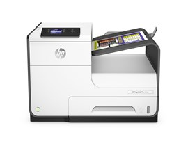 HP PageWide Pro 452dw (A4) Colour Pigmented Ink Wireless Printer 512MB 2 inch MGD 40ppm (Mono/Colour) ISO 50,000 (MDC)