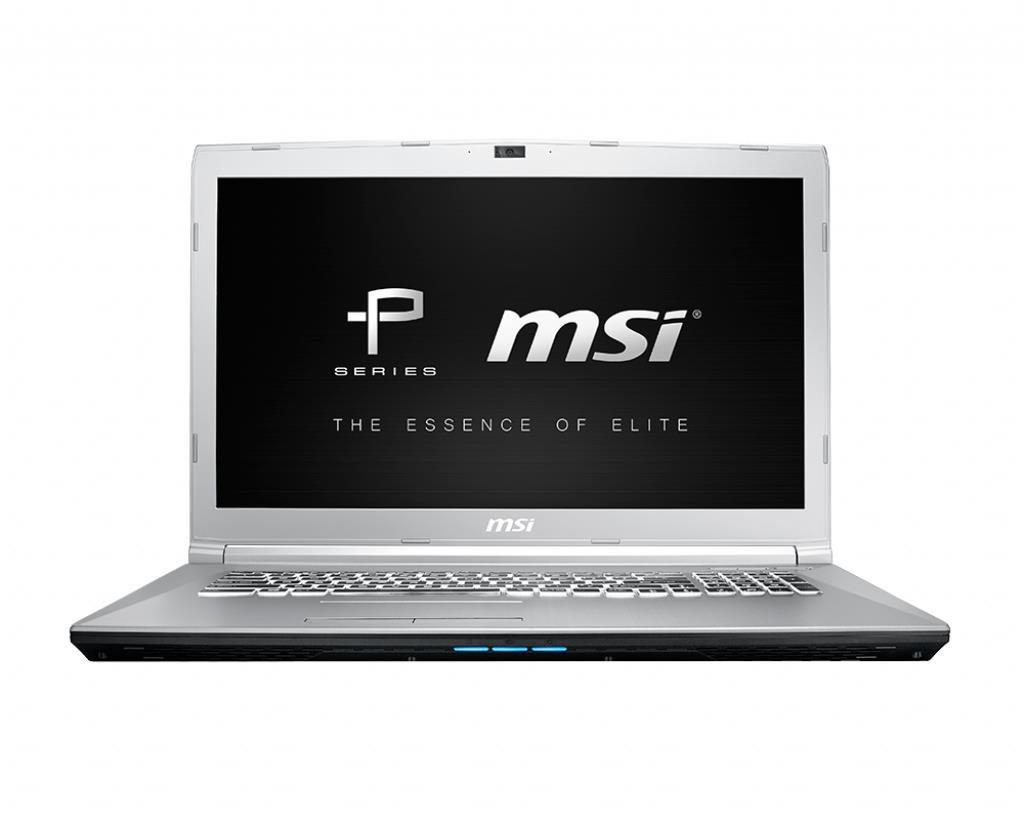 MSI PE72 17 3