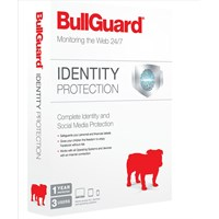 BullGuard Identity Protection 2014 1Y/3U Mini-Tuckin Box Retail - UK