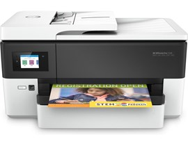 HP OfficeJet Pro 7720 (A3) Colour Inkjet Wide Format All-in-One Printer (Print/Copy/Scan/Fax) 512MB 2.65 inch Colour LCD 22ppm (Mono) ISO 18ppm (Colour) ISO 30,000 (MDC)