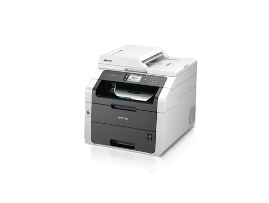 Brother MFC-9330CDW (A4) Multifunction LED Colour Printer (Print/Copy/Scan/Fax)