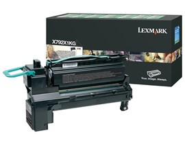 Lexmark (Yield 20000 Pages) Extra High Yield Return Programme Print Cartridge