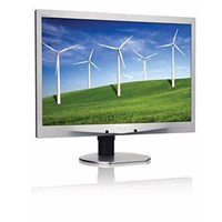 Philips 240B4QPYCS 24 inch LED Monitor - 1920 x 1200, 5ms, Speakers