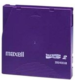 Maxell LTO2 Data Tape