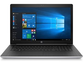 "HP ProBook 470 G5 17.3"" 8GB 256GB Core i7 Laptop"