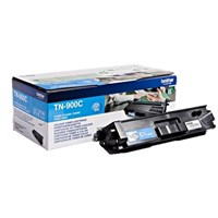 Brother TN-900C (Yield: 6,000 Pages) Cyan Toner Cartridge