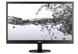 "AOC Professional e2270Swn 21.5"" Full HD Monitor"