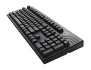 CM Storm Quick Fire Ultimate Brown Cherry MX Mechanical Gaming Keyboard Full LED Backlit  - SGK-4011-GKCM1-UK