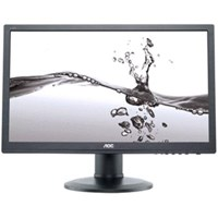 AOC e2460Pda 24 inch LED Monitor - Full HD, 5ms, Speakers, DVI