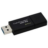 Kingston DataTraveler100 G3 64GB Black