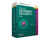 Kaspersky Lab Internet Security 2016 1 User 1 Year Licence Activation Key