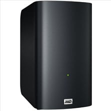 WD My Book Duo (8TB) Personal Cloud Storage Network Drive (External) - Black