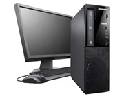 Lenovo ThinkCentre E73 Small Desktop PC Core i5 (4440S) 2.8GHz 4GB (1x4GB) 500GB DVD±RW LAN Windows 7 Pro 64-bit/Windows 8.1 Pro 64-bit RDVD (Intel HD Graphics 4600)