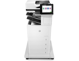 HP LaserJet Enterprise M631z (A4) Mono Laser Multifunction Printer (Print/Copy/Scan/Fax) 2GB 8 inch Touchscreen CGD 52ppm 300,000 (MDC)