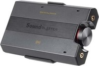 Creative Sound Blaster E5 High Resolution USB DAC and Portable Headphone Amplifier